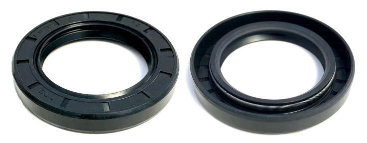 Sello de aceite de métricas doble labio 20mm X 32mm X 7mm
